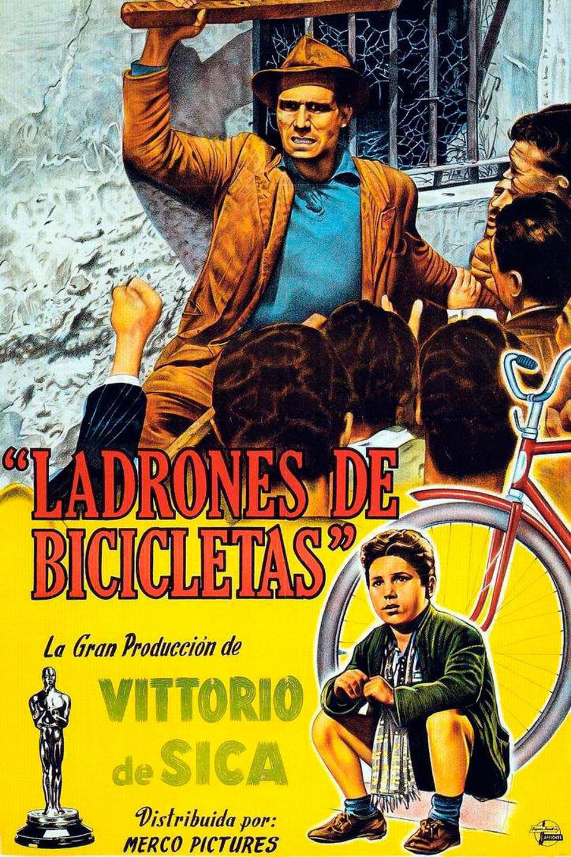 Resultado de imagen para ladron de bicicletas