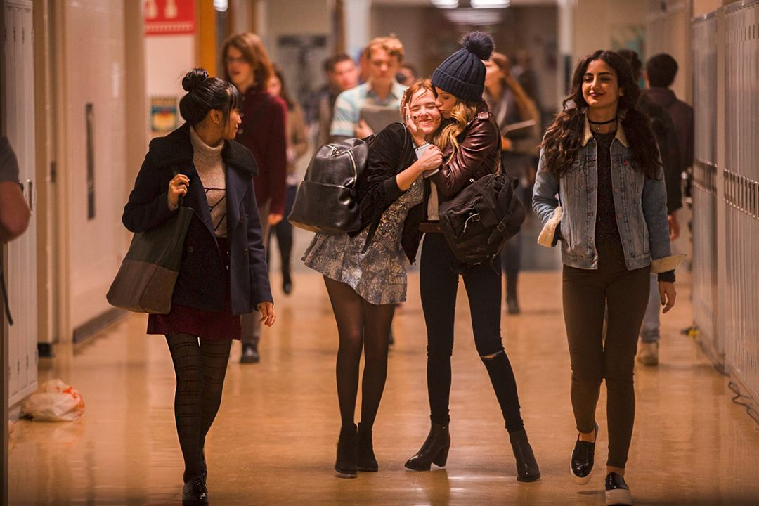 Before I Fall : Foto Halston Sage, Zoey Deutch