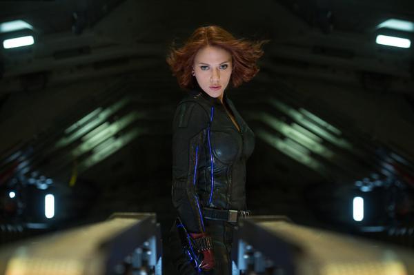 Black Widow en la cronología de Marvel