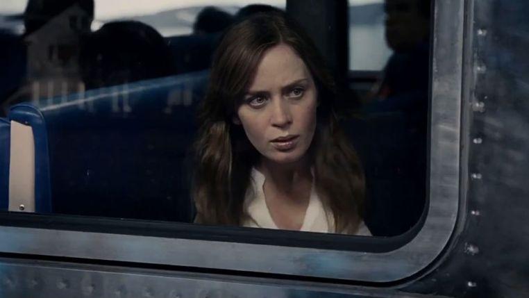 Resultado de imagen de pelicula la chica del tren
