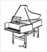 The Silbermann piano