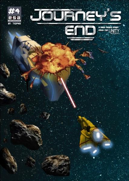 Journeys End 1 Malaysian Sci-Fi Story
