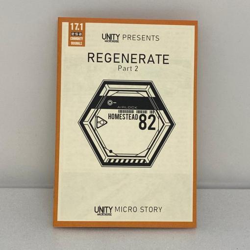 Regenrate 2 Malaysian Short Story