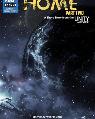Malaysian Sci-Fi Short Story Home 2