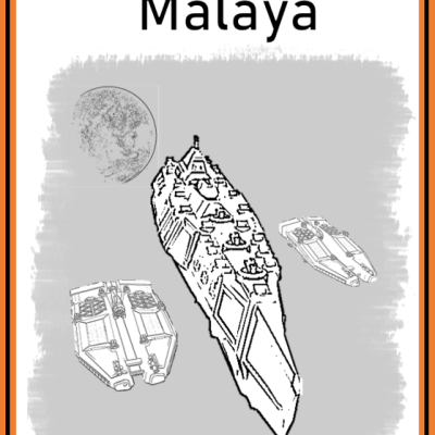 UNITY Malaysian Sci-Fi Short Story Malaya Pt 2