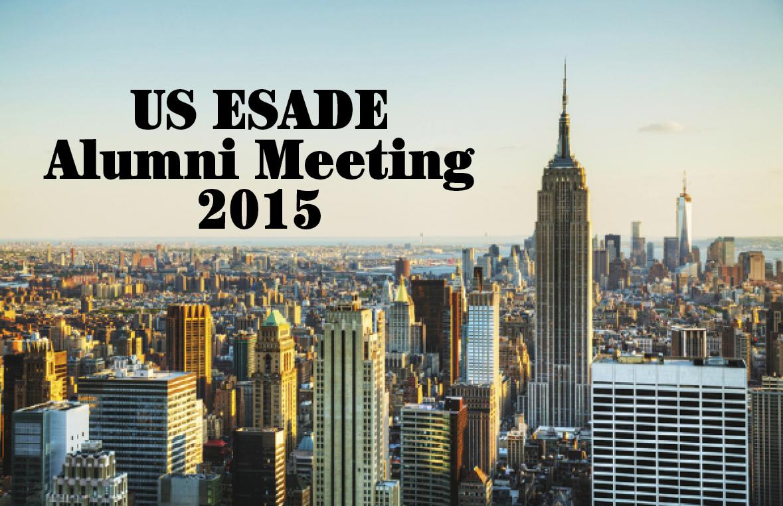 ESADE reuneix els seus antics alumnes americans a Nova York