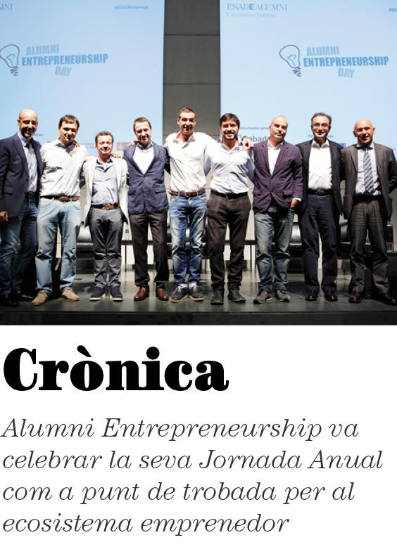 Alumni Entrepreneurship Day