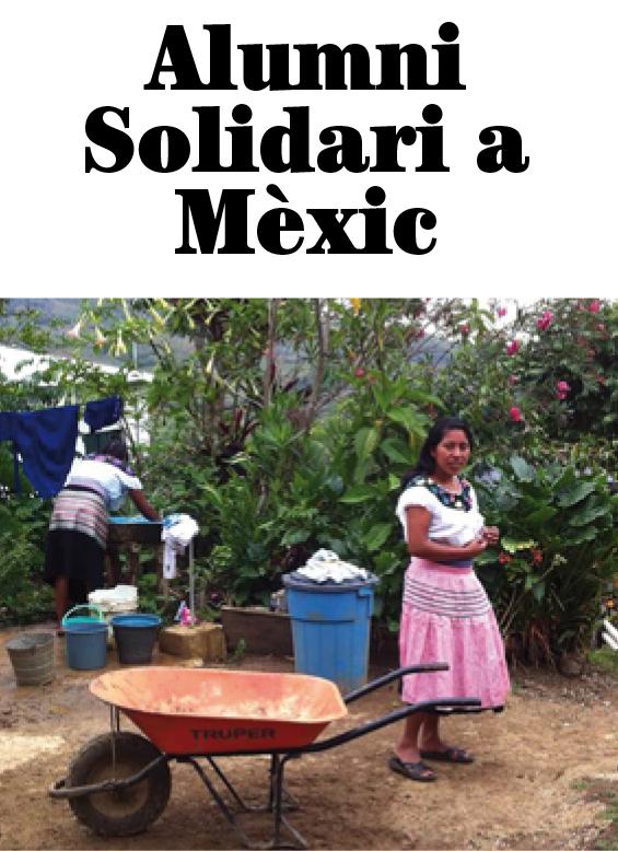 Alumni Solidari a Mèxic