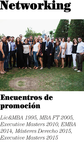 Networking, septiembre