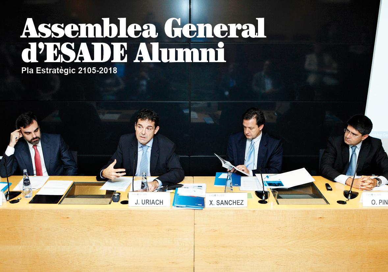 Assemblea General d'ESADE Alumni