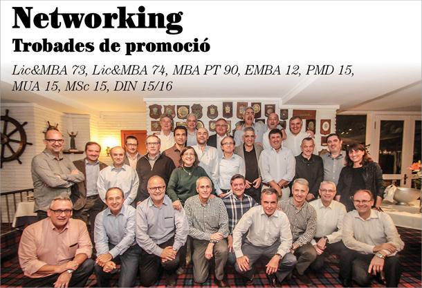 Networking, desembre