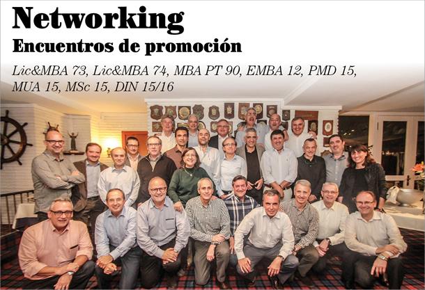 Networking, diciembre