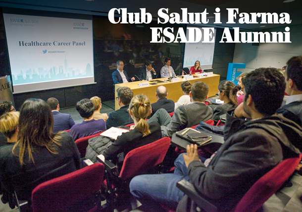 Club Salut i Farma ESADE Alumni