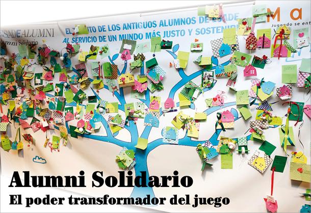 El poder transformador del juego con Alumni Solidario