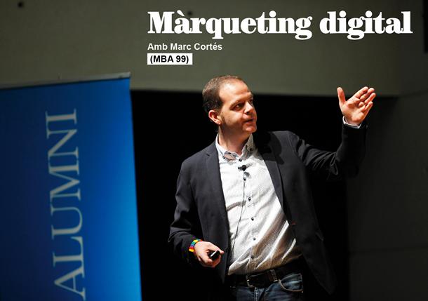De les 4 P del màrqueting analògic a les 4 F del digital