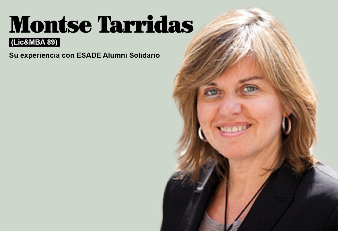 «Mi reto es desarrollar proyectos de RSE e innovación social»