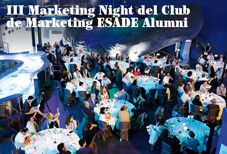 III Marketing Night del Club de Marketing ESADE Alumni