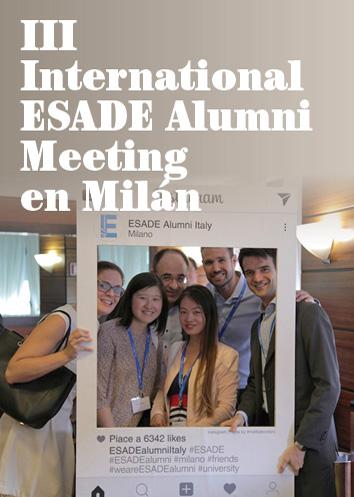 III International ESADE Alumni Meeting en Milán