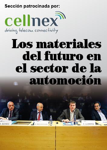 Sector automoción: los materiales del futuro a debate