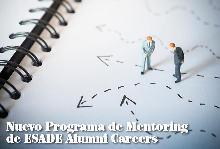 Nuevo Programa de Mentoring de ESADE Alumni Careers