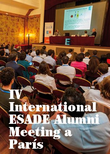 IV International ESADE Alumni Meeting a París