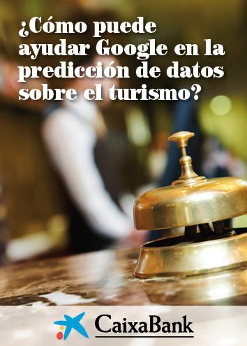 ¿Cómo puede ayudar Google en la predicción de datos sobre el turismo?