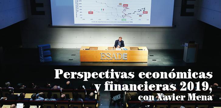 Perspectivas económicas y financieras 2019, con Xavier Mena