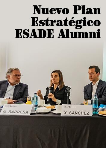Be Connected, nuevo Plan Estratégico de ESADE Alumni