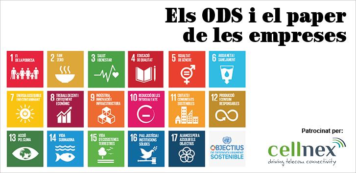 Els ODS i el paper de les empreses