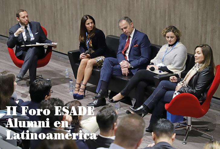 II Foro ESADE Alumni en Latinoamérica