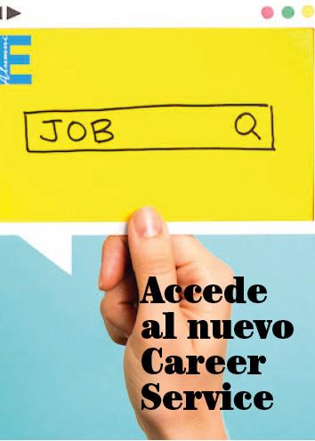 Accede al nuevo Career Center
