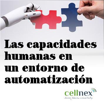 La importancia de las capacidades humanas en un entorno de automatización