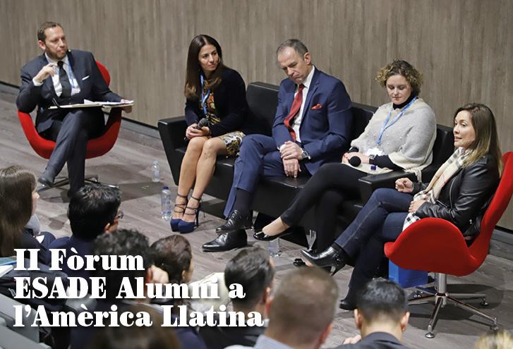 II Fòrum ESADE Alumni a l'Amèrica Llatina