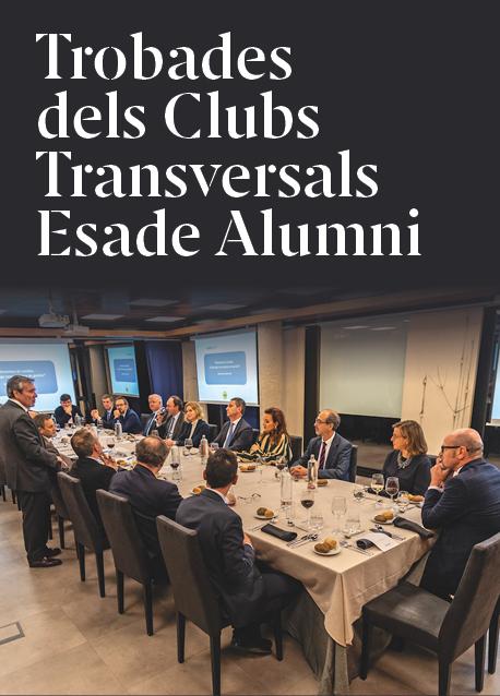 Trobades dels Clubs Transversals Esade Alumni