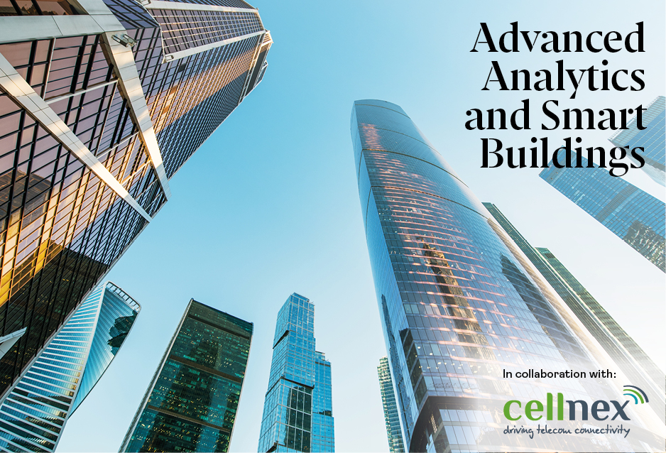 Advanced analytics and smart buildings