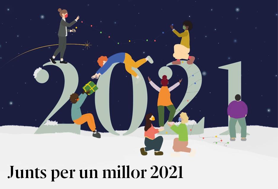 Junts per un 2021 millor