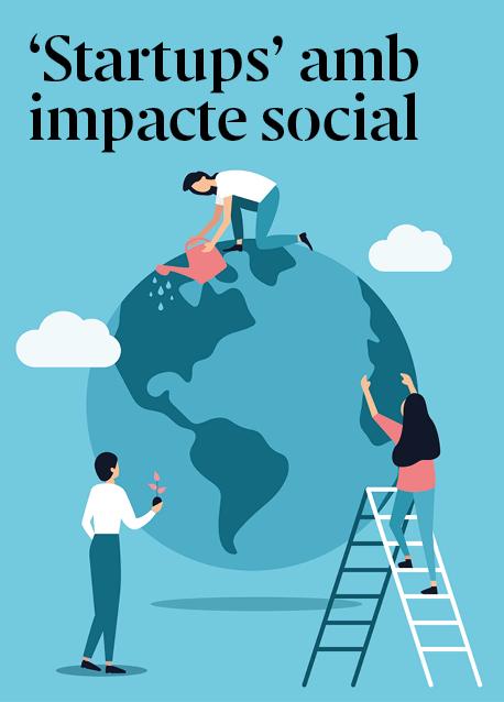'Startups' amb impacte social