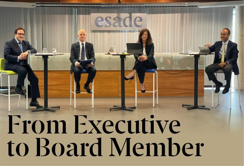 From Executive to Board Member