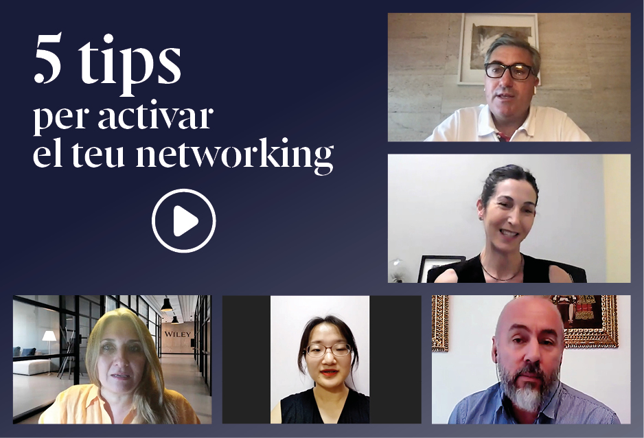 5 tips sobre networking