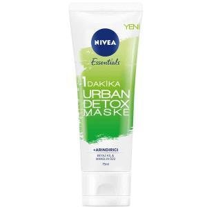 Nivea Urban Detox Arındırıcı Maske 75ml