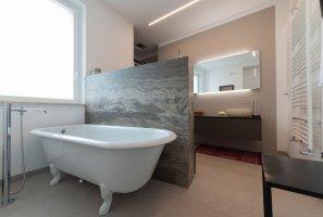 Un intervento di rigenerazione urbana per un appartamento di Caserta