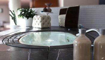 Arredo bagno: il ritorno del marmo