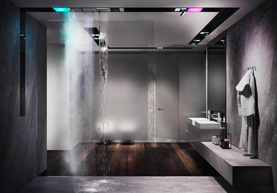 gessi private wellness binario