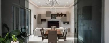 Progetti Esagono: casa privata in zona vesuviana