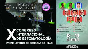 Esais - Congreso internacional de estomatología