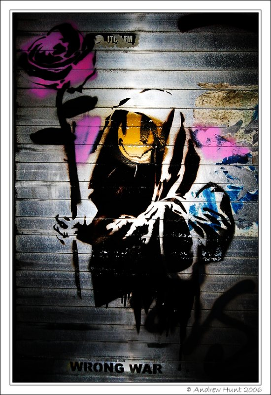 Y yo, Reaper