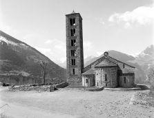 St Climent de Taüll, Catalunya, 1123.