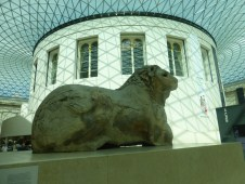 Alion from the Parthenon, now in the British Museum.
