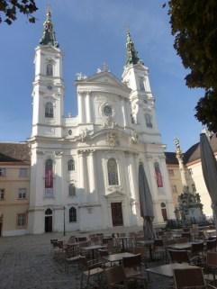 Piaristenkirche, Vienna