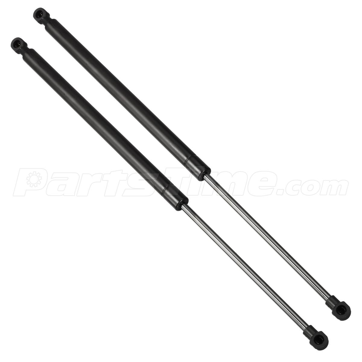 Qty 2 Hood Pm Lift Supports Prop Rod Shock Gas Spring